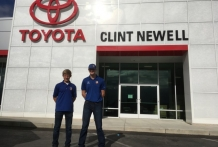 Clint Newell dealership
