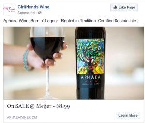 Aphaea Facebook Ad