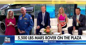 Fox & Friends Mars Rover