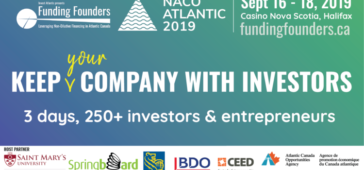 Invest Atlantic Fund Event