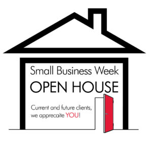 Small Business Week Open House