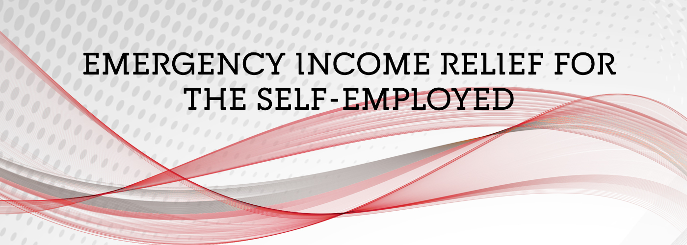 Emergency Income Relief for the Self-Employed