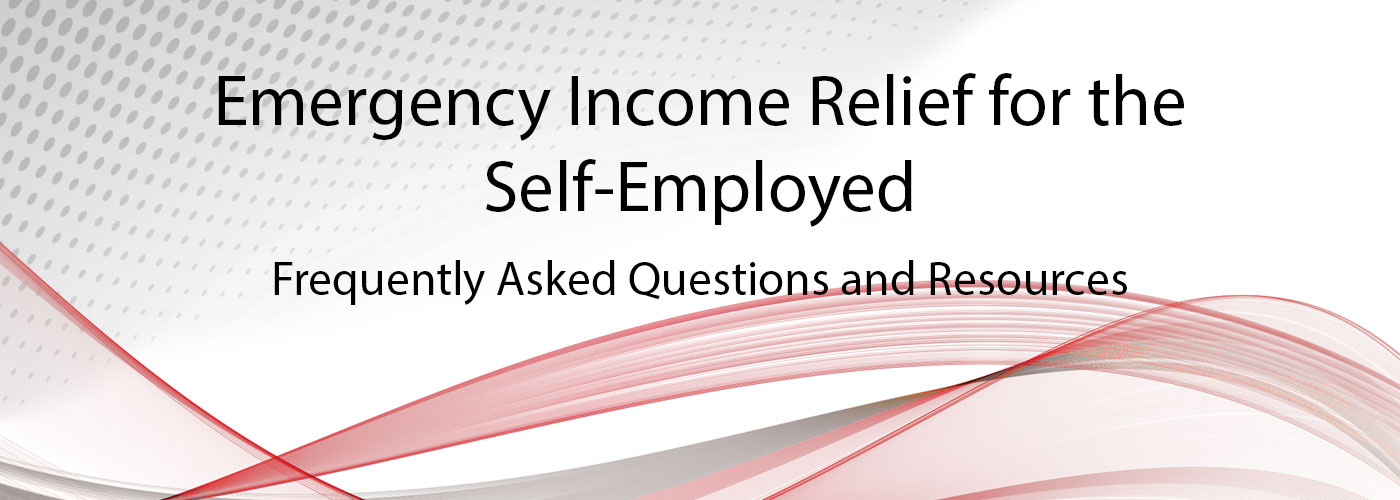 Emergency income relief FAQ