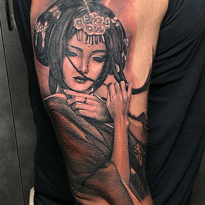 Asian - Tattoo Services