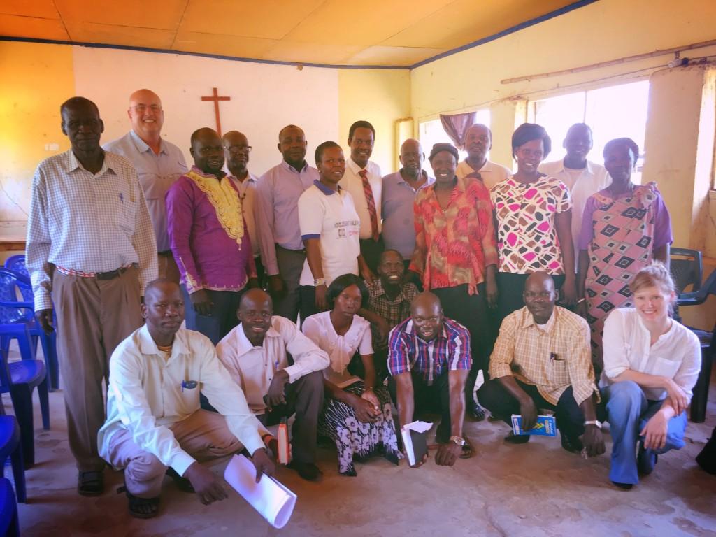 Parish Council in Torit