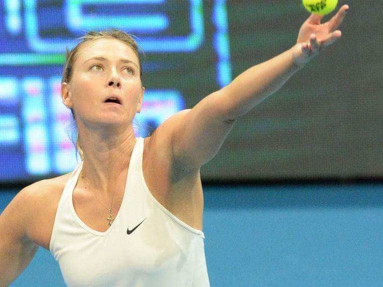 Maria Sharapova suspension