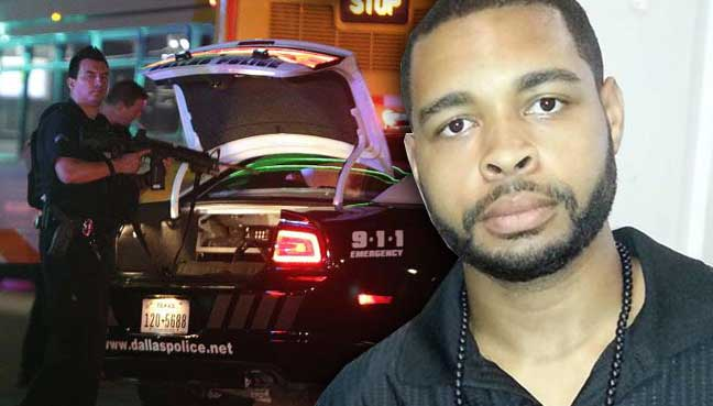 micah-johnson Dallas Shooting