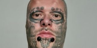 Mr Skull Face