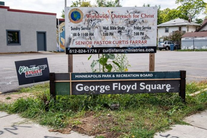 George Perry Floyd Jr. Place,