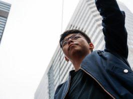 Joshua Wong,