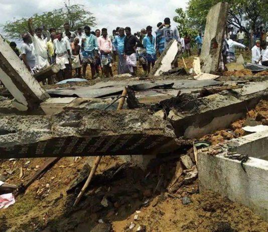Tamil Nadu cracker factor explosion