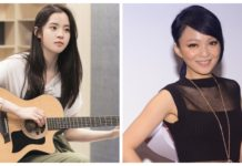 Angela Chang and Ouyang Nana