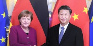 Germany-ditches-China