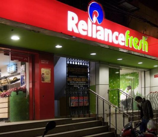 Reliance Amazon deal