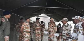 ITBP Soldiers