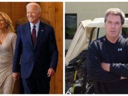 Joe Biden-Jill Biden affair