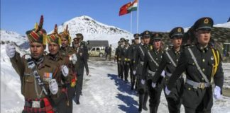 Ladakh Tension