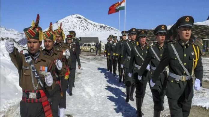 Ladakh Tension