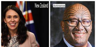 Renaming New Zealand