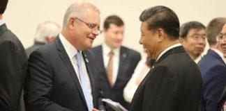 China Australia relationship
