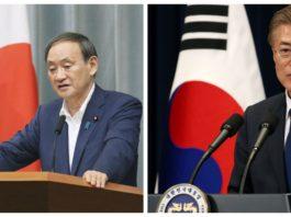 Japan and South Korea