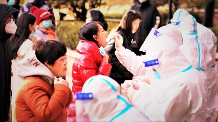 Shijiazhuang lockdown