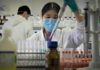 Chinese drug trials