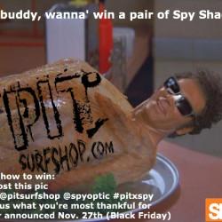 Pit surfshop instagram contest