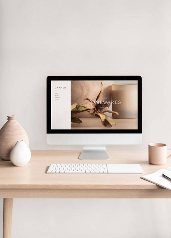 Simple Website Package