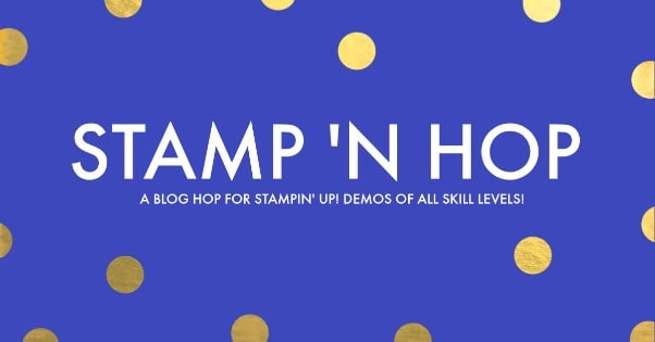 Stamp 'n Hop Banner