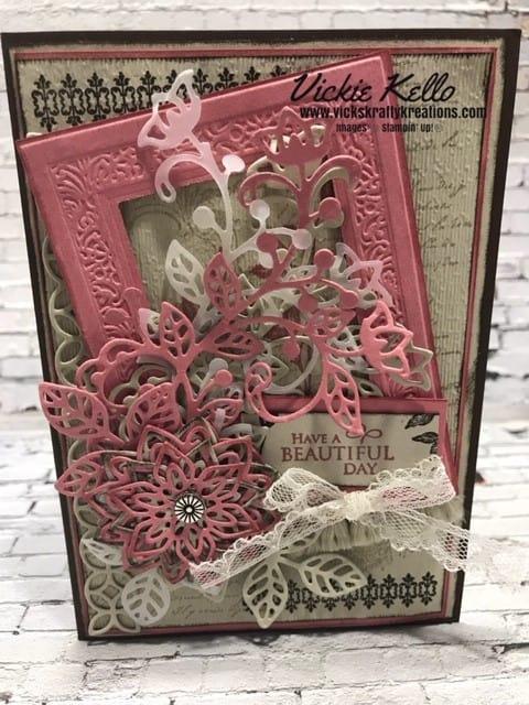 Avid Crafter Card