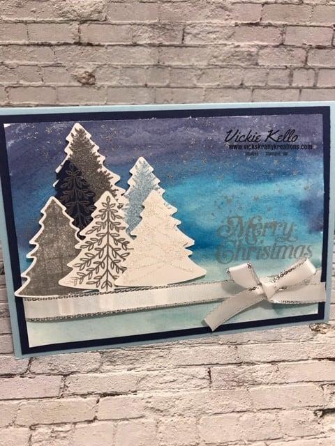 Perfectly Plaid Christmas Card 2
