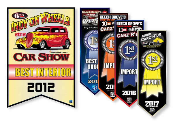 Car Shows Banners