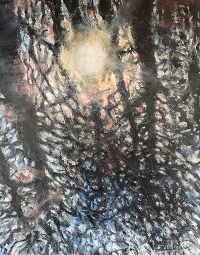 Lil Olive Art - Break Through