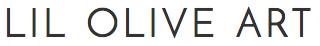 Lil Olive Art Logo