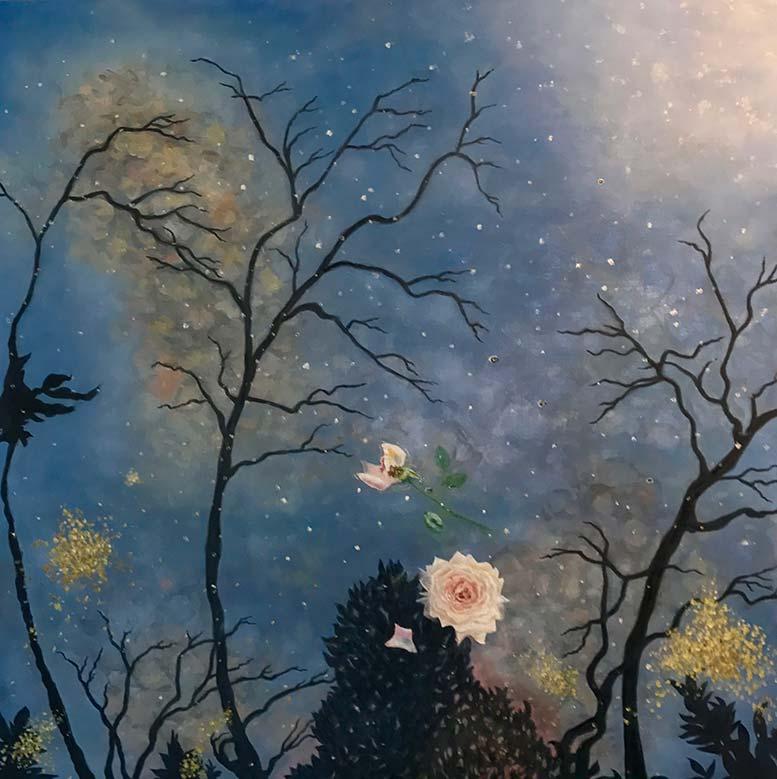 Lil Olive Art - Rose Dream