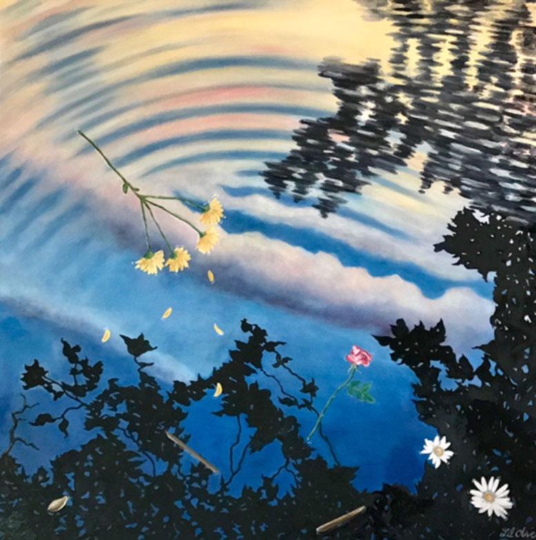 Hopeless Romantic ll - LIL OLIVE ART
