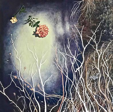 Lil Olive Art - Earth Melancholia