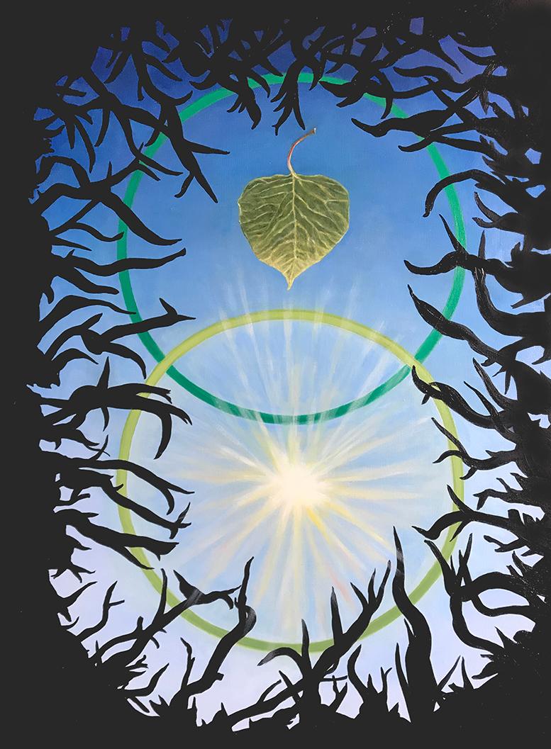 Lil Olive - Hope For the Future Mandala