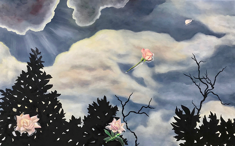 Lil Olive - Rose Storm