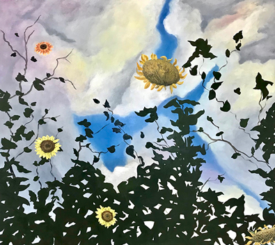 Sunflowers by Lil Olive