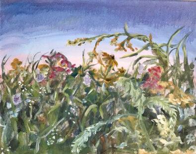 Lil Olive - Summer Flowers