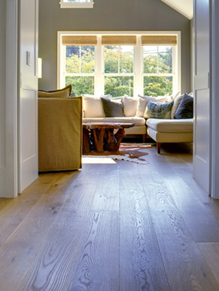 FSC approved wide plank flooring