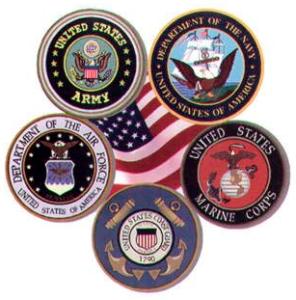 Veterans / Military Logos