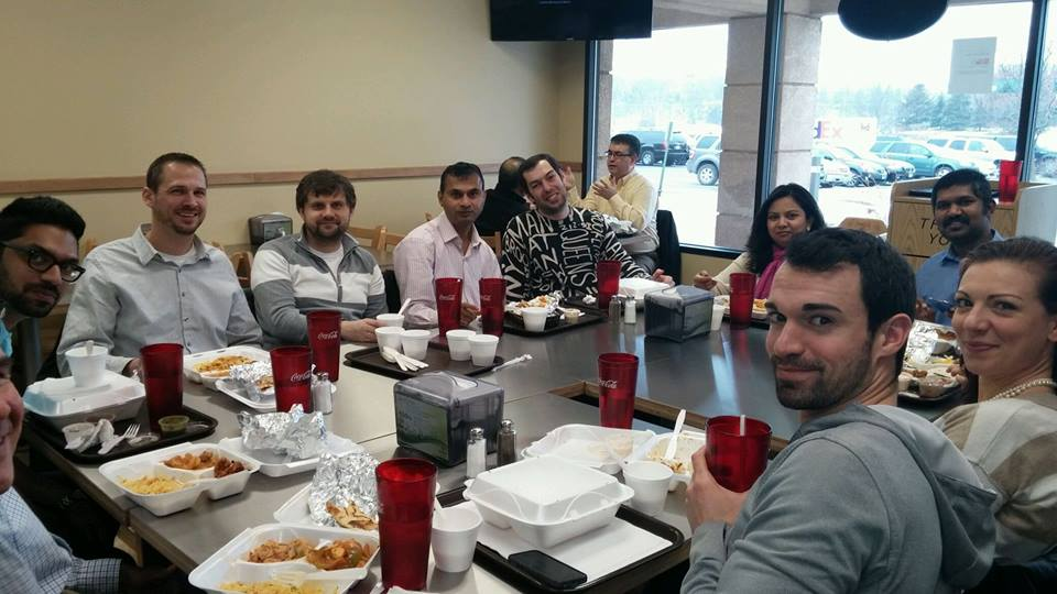 Bring the office team in for a fresh, healthy, and exciting Indian infused lunch adventure!