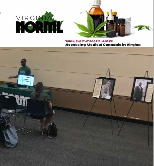 Virginia NORML Accessing Medical Cannabis