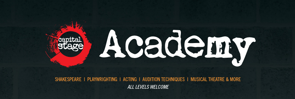 CapStage Academy banner