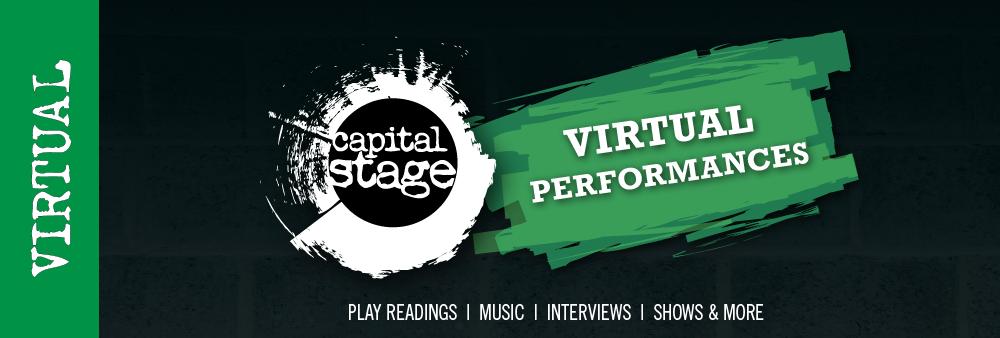 CapStage Virtual Performances website banner