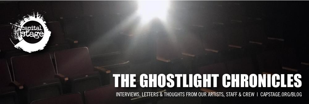 The Ghost Light Chronicles website banner