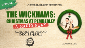 The Wickhams - A Radio Play logo